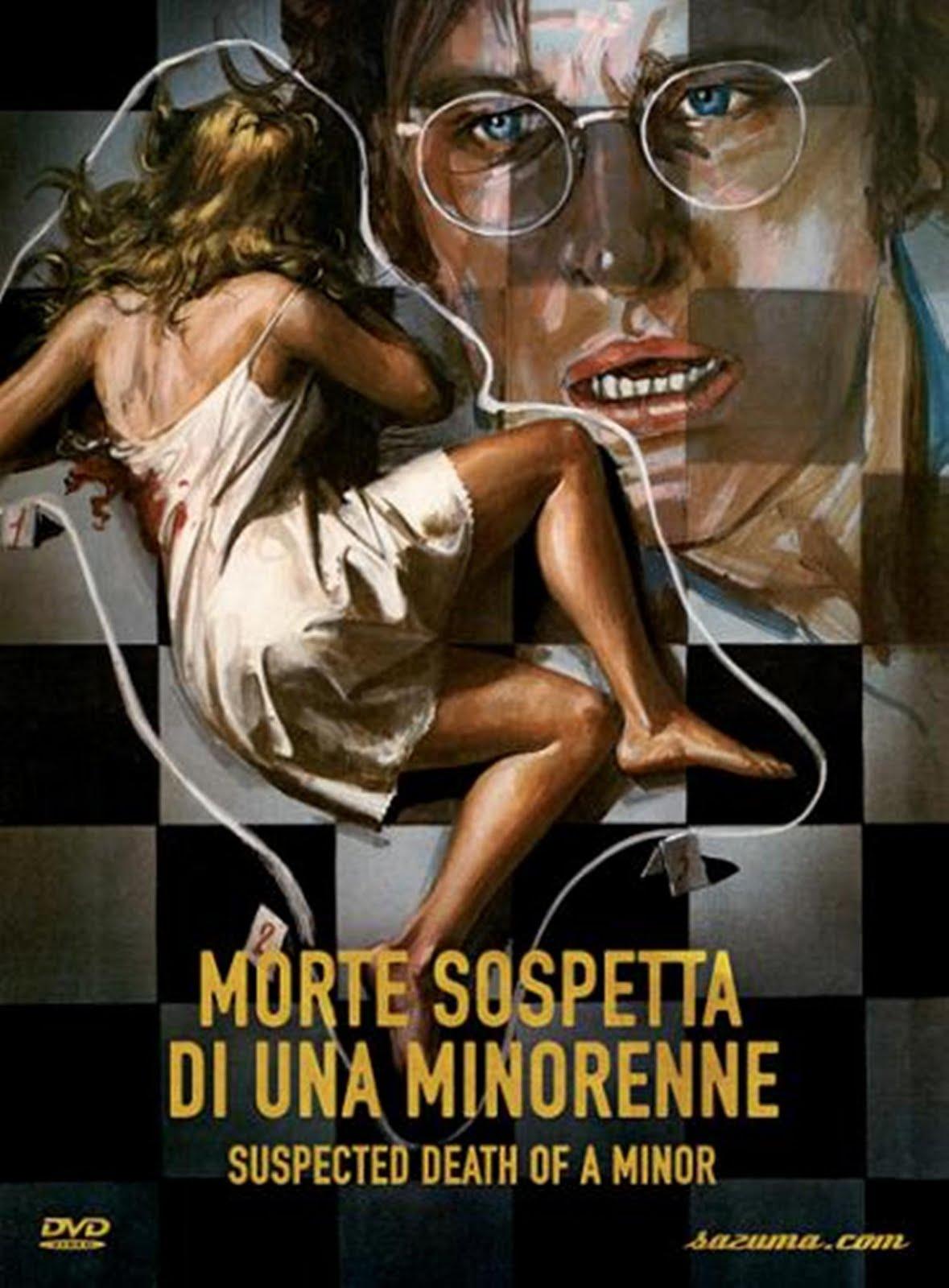 Morte sospetta di una minorenne Sergio Martino 1975