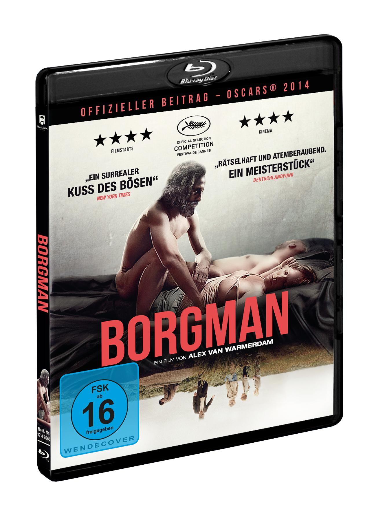 Borgman BluRay