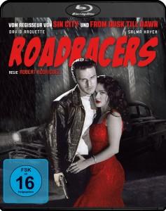 Roadracers BluRay Robert Rodriguez Koch Media