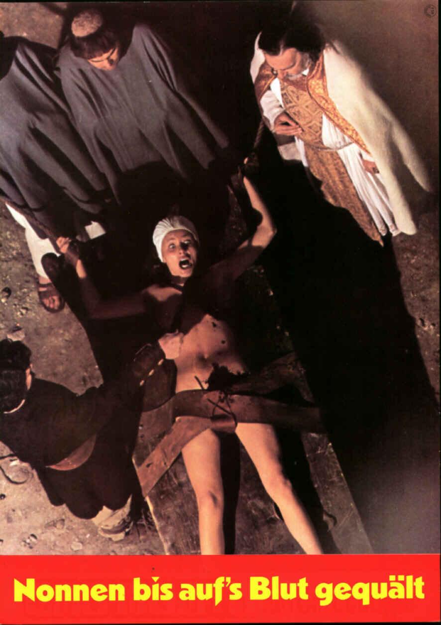 Nonnen bis aufs Blut gequält