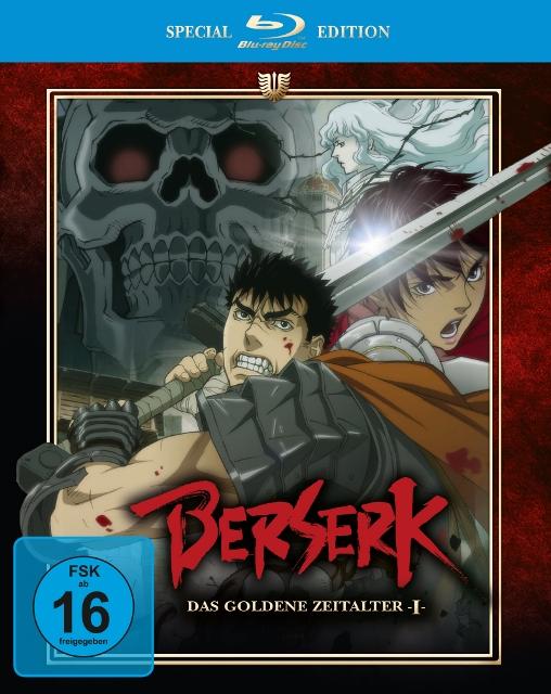 Berserk - Das goldene Zeitalter 1 BluRay Special Edition