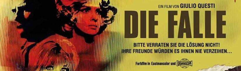La morte ha fatto l'uovo / Die Falle
