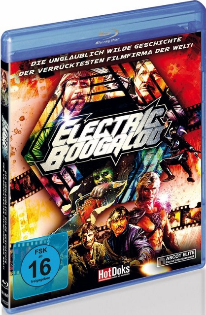 Electric Boogaloo BluRay DVD