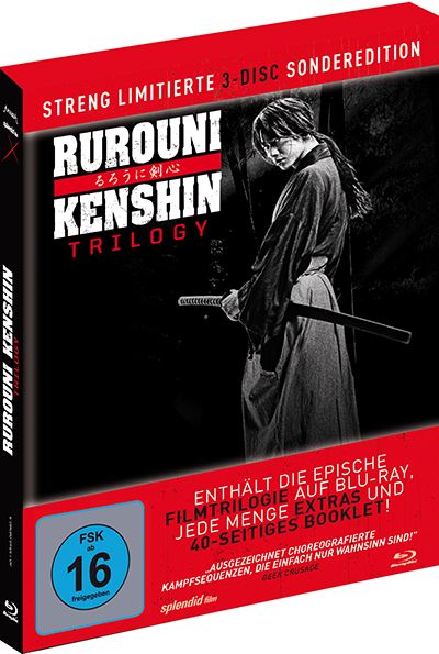 Rurouni Kenshin Trilogy-Packshot 3D