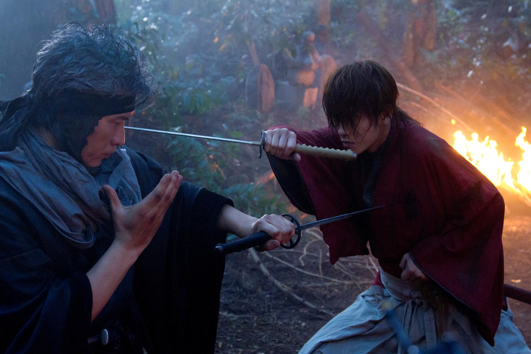 Rurouni Kenshin Trilogy - Screenshot 03