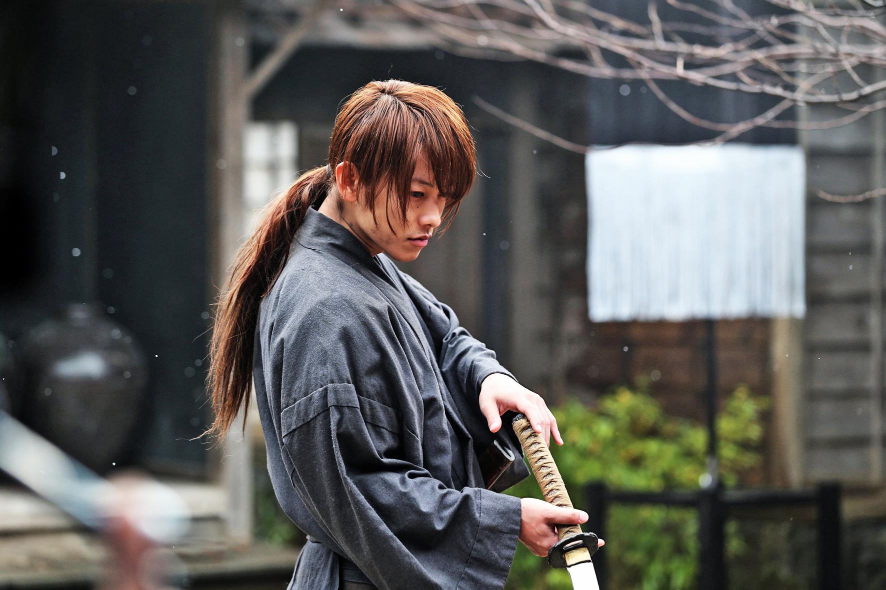 Rurouni Kenshin Trilogy - Screenshot 04