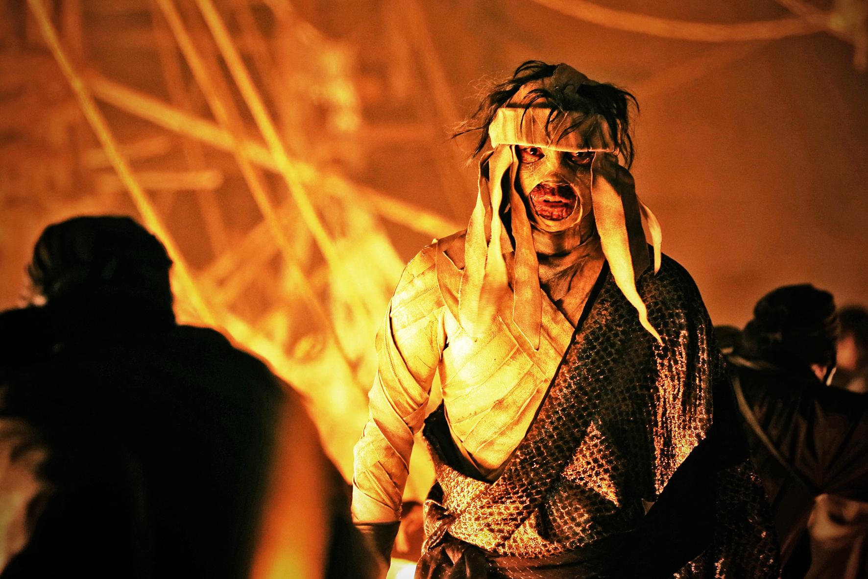 Rurouni Kenshin Trilogy - Screenshot 05
