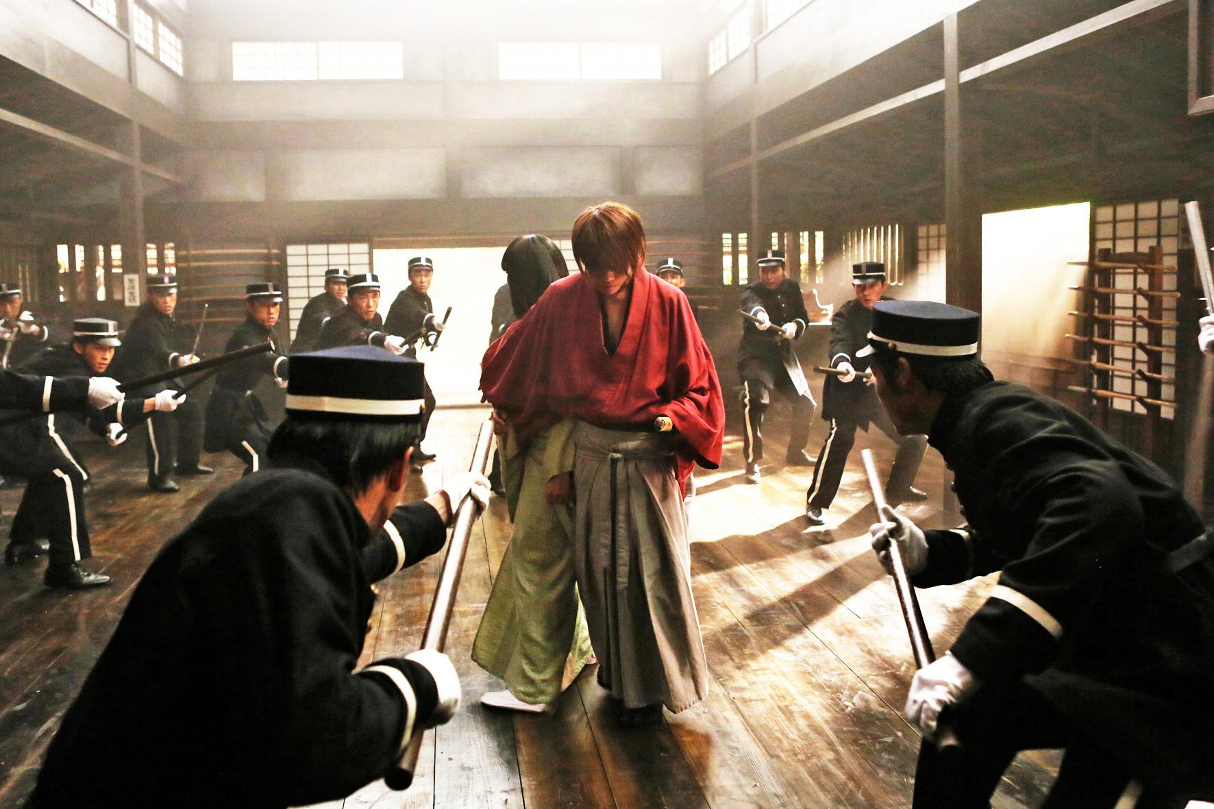 Rurouni Kenshin Trilogy - Screenshot 07