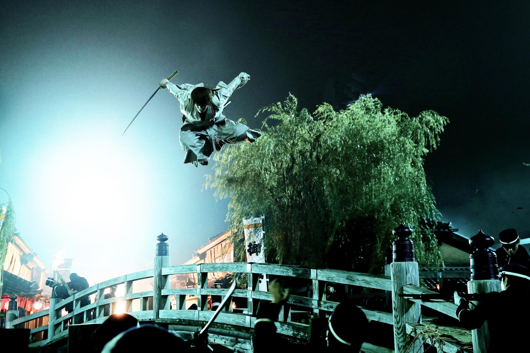 Rurouni Kenshin Trilogy - Screenshot 08