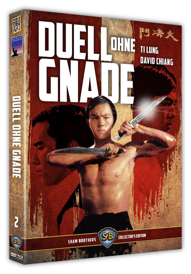Da jue dou / Duell ohne Gnade BluRay DVD