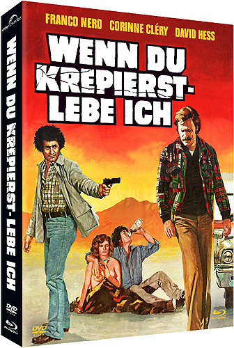 Autostop rosso sangue / Wenn Du krepierst - lebe ich BluRay