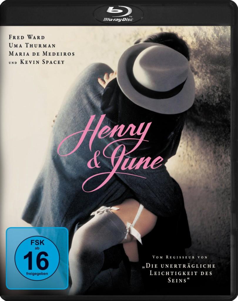 Henry & June BluRay