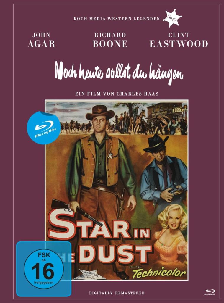 Noch heute sollst du hängen - Star in the dust BluRay DVD