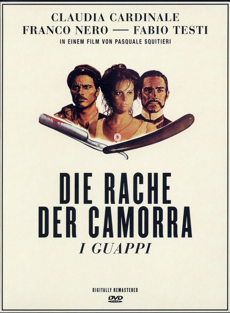 Die Rache der Camorra DVD I Guappi