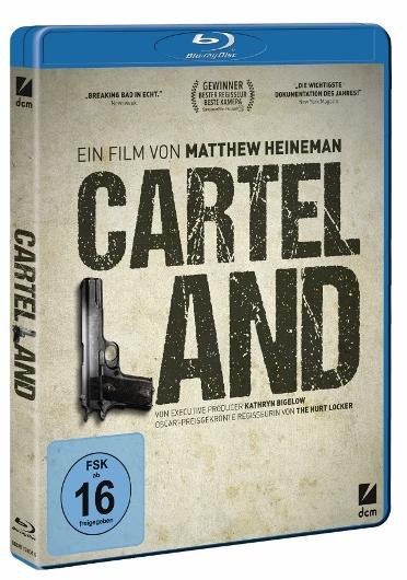 Cartel Land BluRay