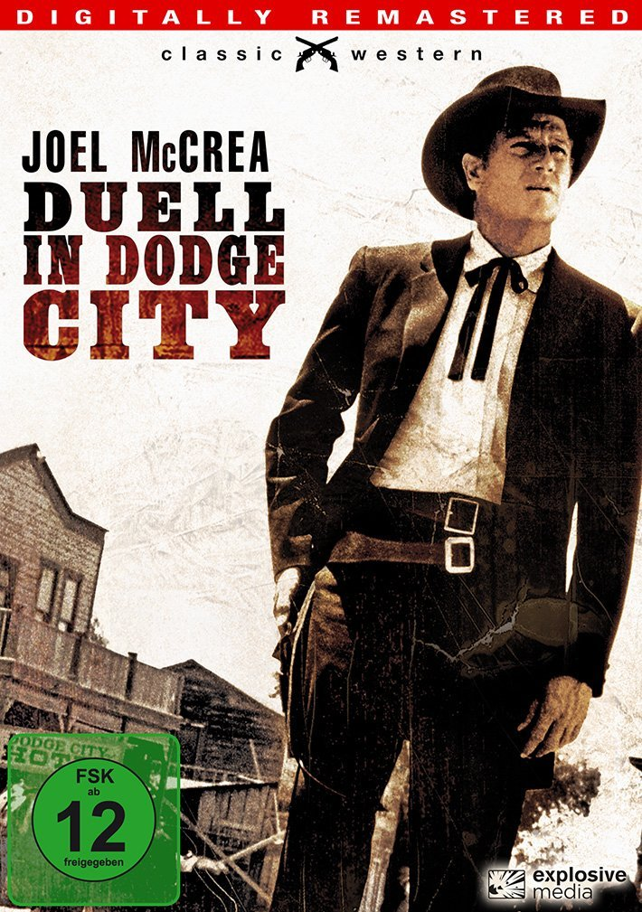 The Gunfight at Dodge City DVD