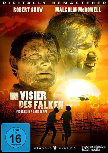 Im Visir des Falken / Figures in a Landscape