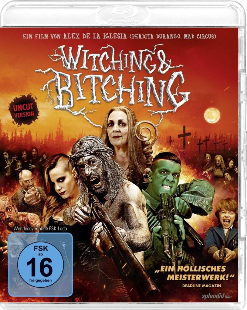 Witching Bitching Zugarramurdi