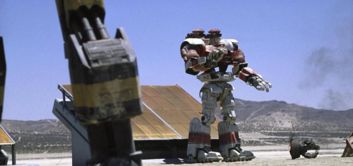Robot Jox – Die Schlacht der Stahlgiganten - Nischenkino.de Pacific Rim 2013 Bluray