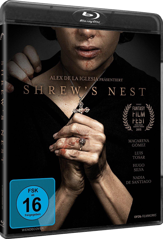 Shrew's Nest - Musarañas BluRay