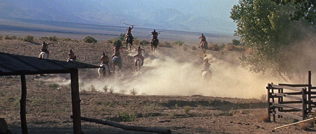 Comanche Station / Einer Gibt Nicht Auf