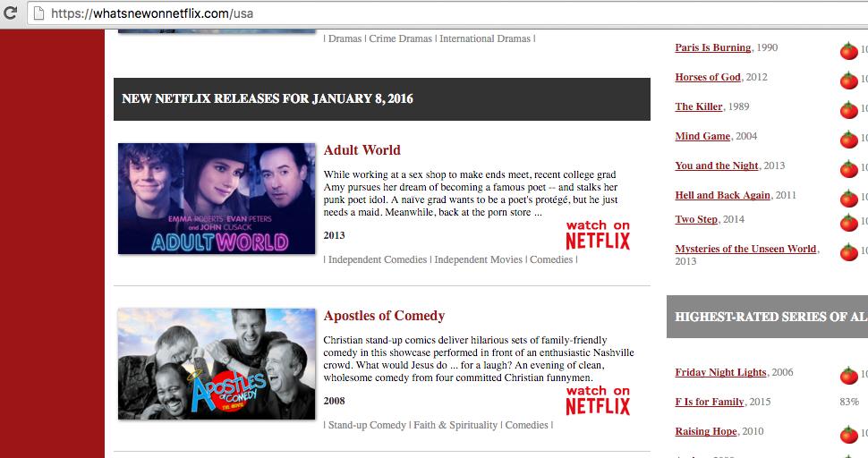 Netflix für Fortgeschrittene