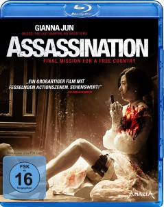 assassination bluray