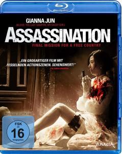assassination bluray