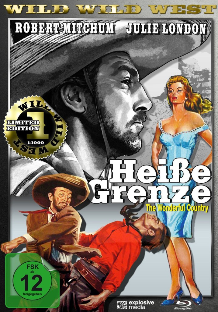 heisse grenze bluray