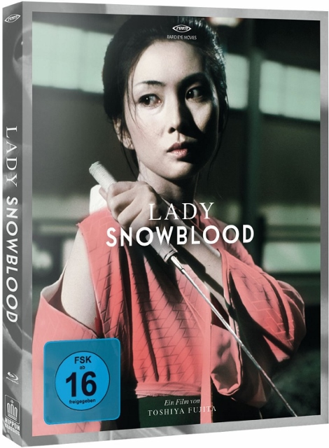 Lady Snowblood BluRay