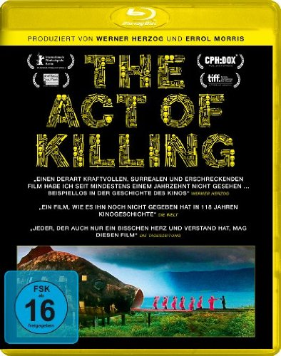 The Act of Killing BluRay