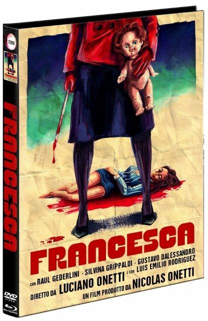 Francesca BluRay DVD