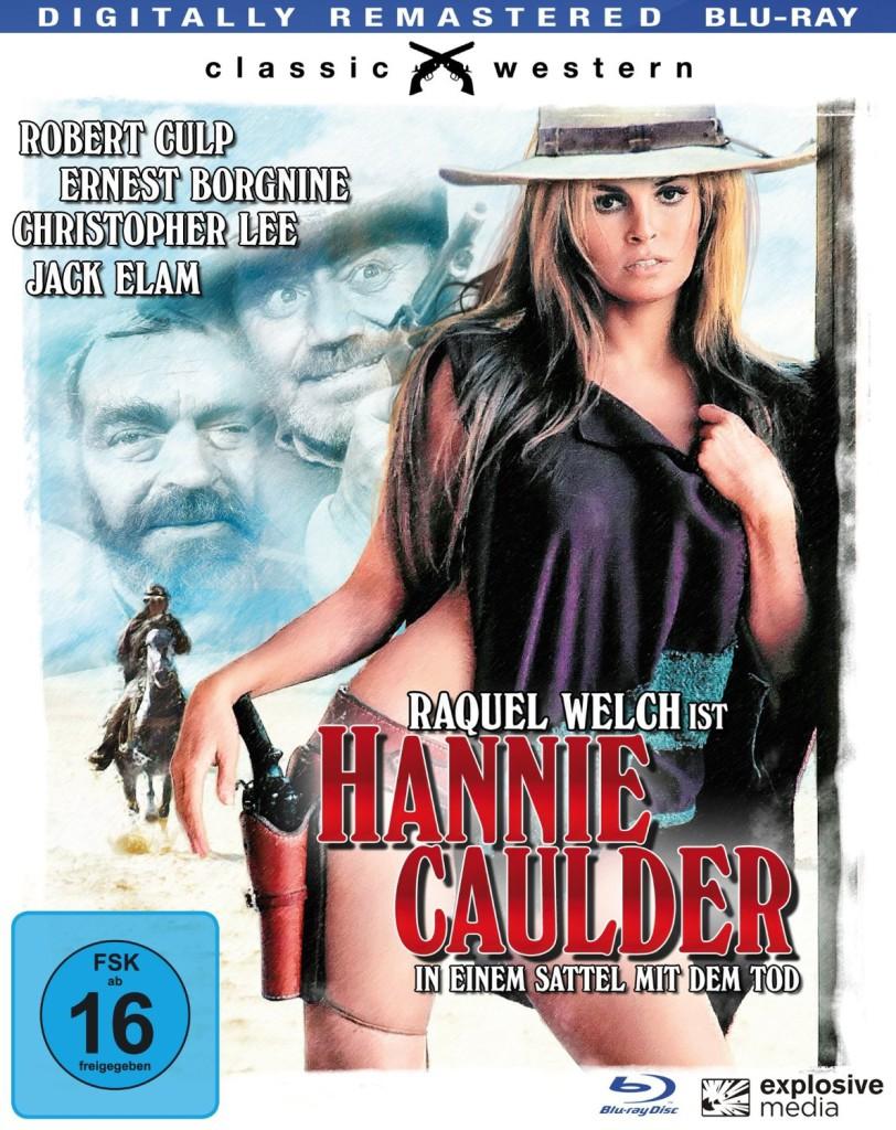 Hannie Caulder BluRay