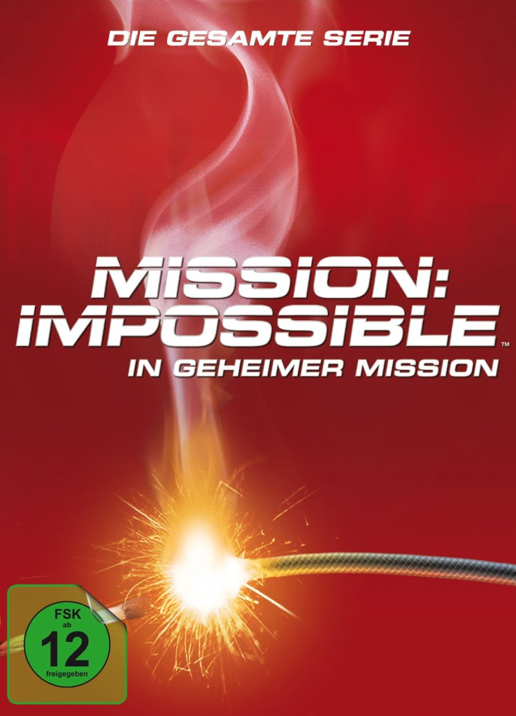 Mission Impossible in Geheimer Mission