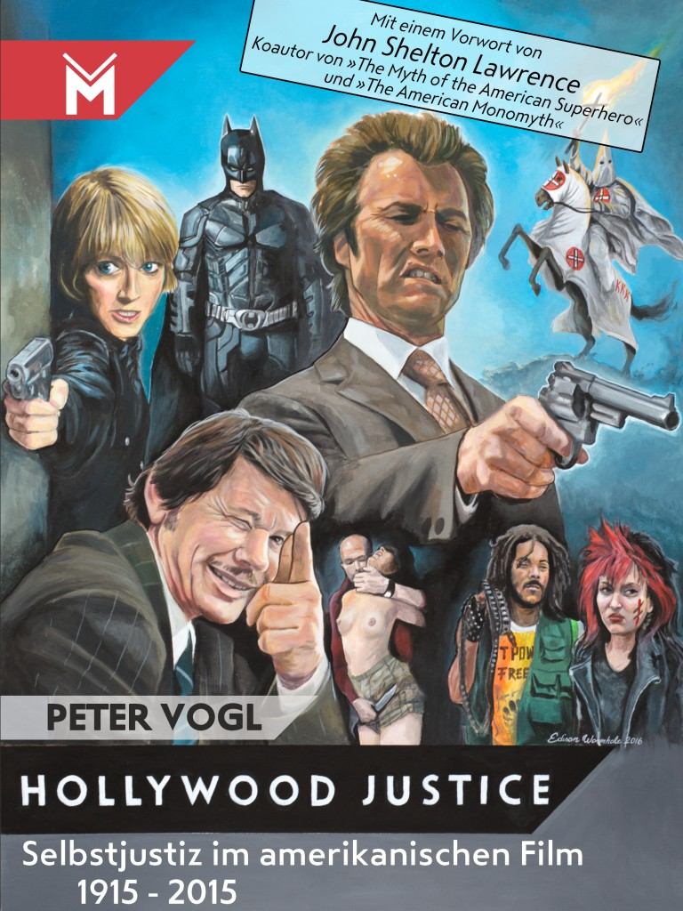 Hollywood Justice Buch