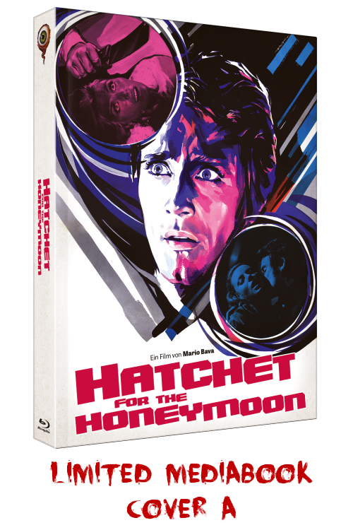 Hatchet for the Honeymoon BluRay