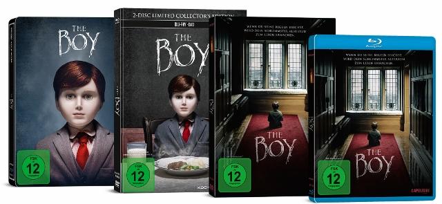 The Boy DVD BluRay