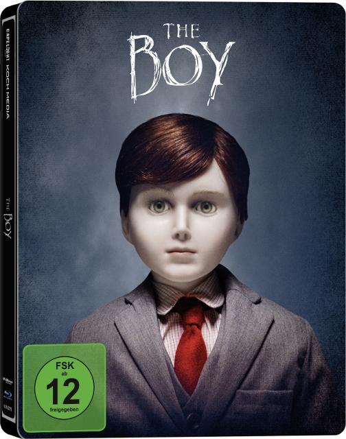 The Boy BluRay