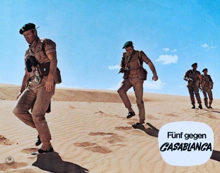 Fünf gegen Casablanca