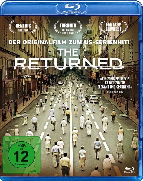 returned bluray