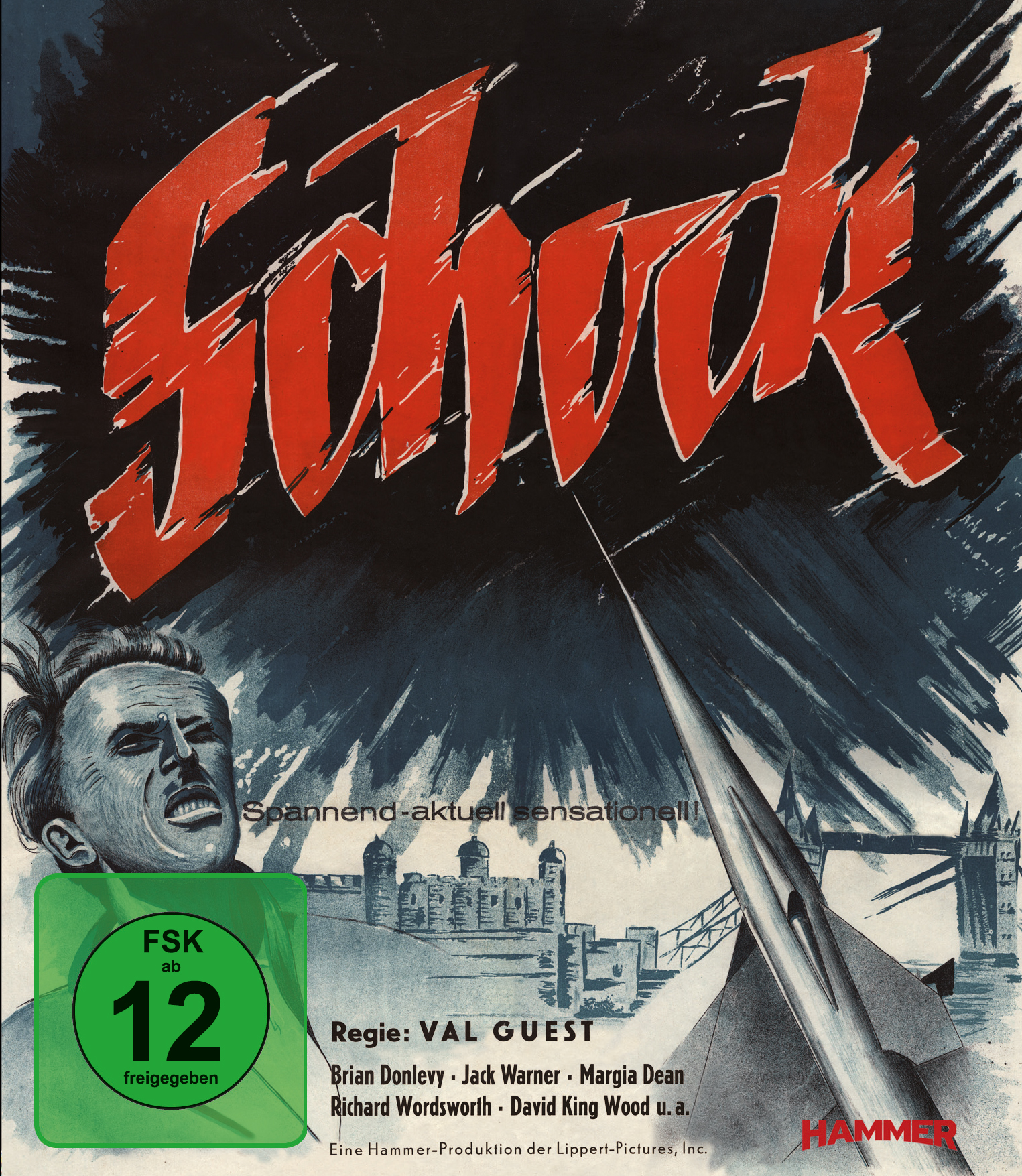 Schock - The Quatermass Xperiment