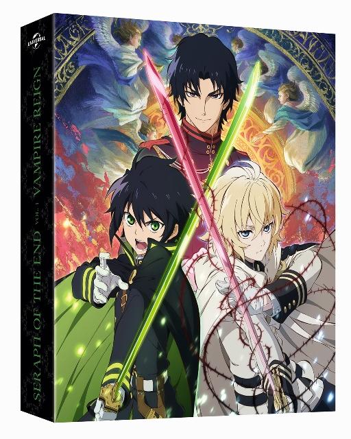 Seraph of the End: Vampire Reign / Owari no Seraph