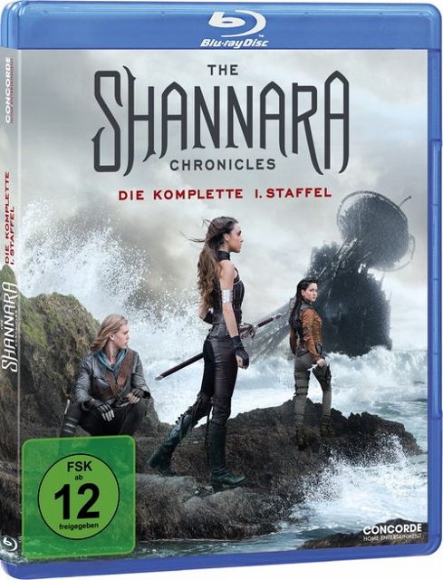 The Shannara Chronicles BluRay