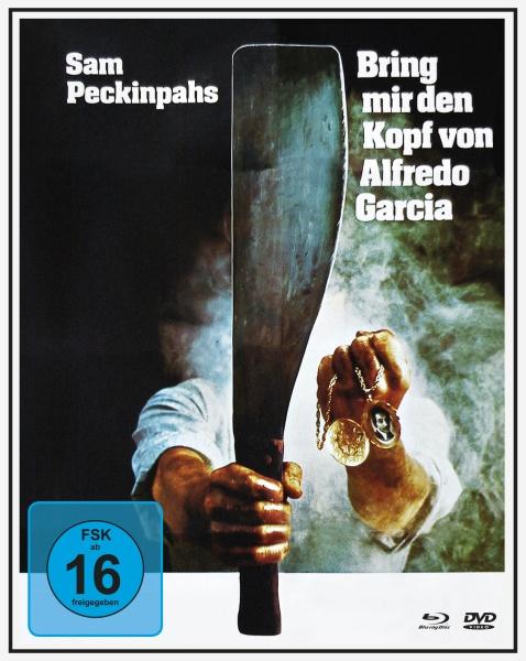 Bring mir den Kopf von Alfredo Garcia DVD BluRay Mediabook