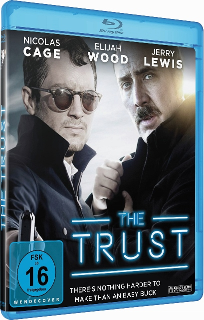 The Trust BluRay