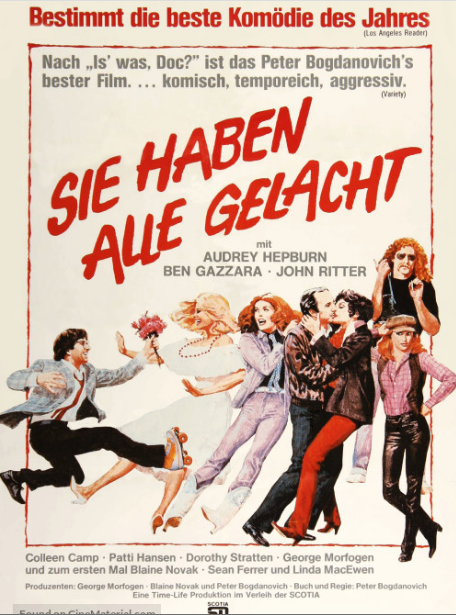 They all laughed - alle haben gelacht