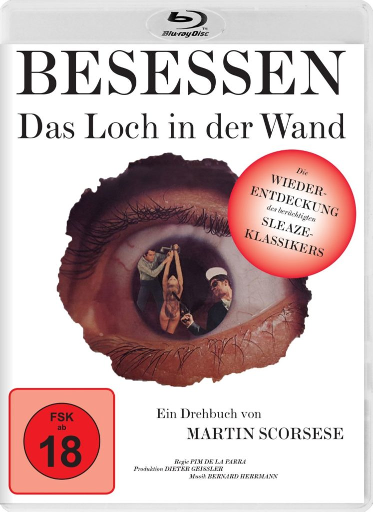 besessen bluray