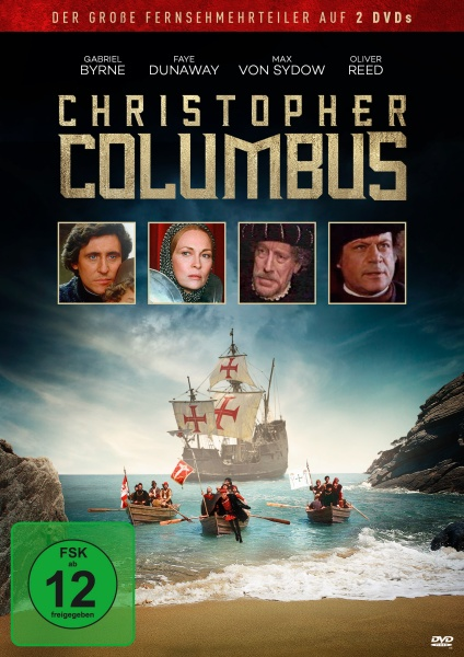 christopher columbus DVD