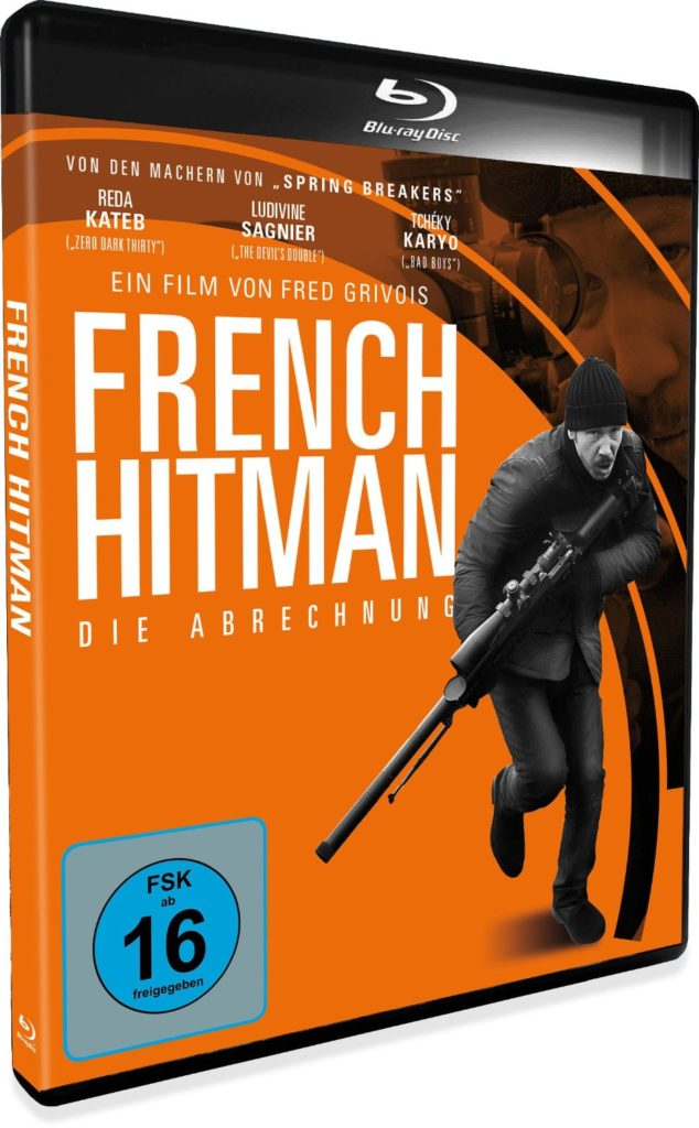 French Hitman / La résistance de l'air BluRay