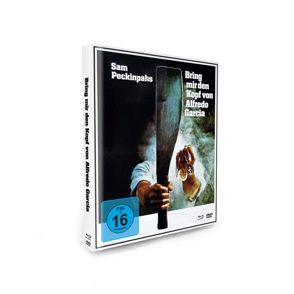 Bring me the Head of Alfredo Garcia BluRay DVD
